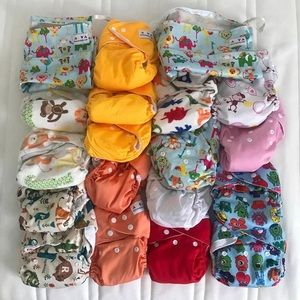 ALVABABY Diaper Cover Bundle